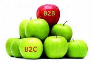 B2B marketing Vs B2C : 7 caractéristiques clés